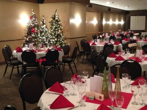 Christmas at the Winnipeg Winter Club